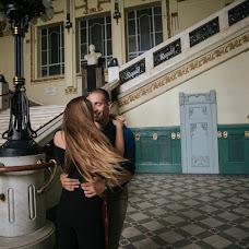 Wedding photographer Nastya Belous (artclass). Photo of 18.08.2017