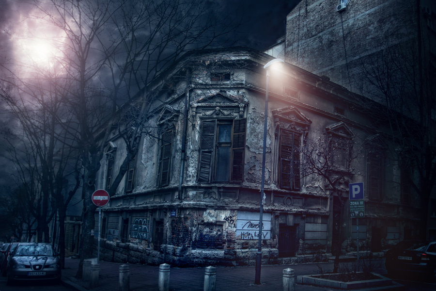 Dorcol World by Bojan Dzodan - Buildings & Architecture Other Exteriors ( home, building, street, house, city )