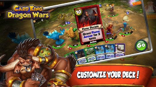 Card King: Dragon Wars v1.2.2 (Mod Money)