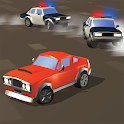 Drift Escape Police 🚔 Cop Chase Game 2020 🚨 icon