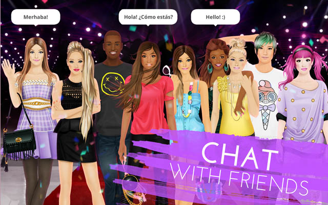 Like stardoll games Are There