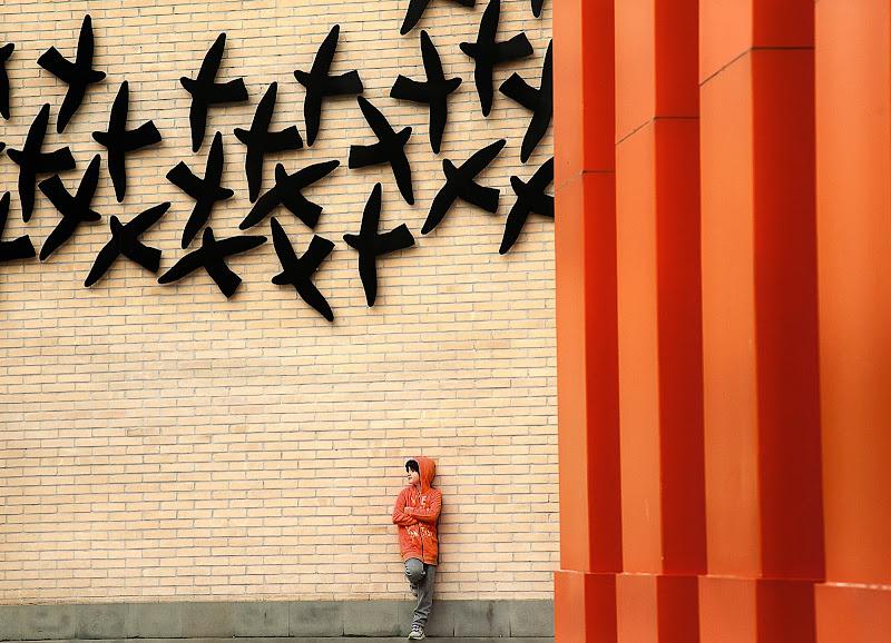 The Orange Point di Caterina Brillante