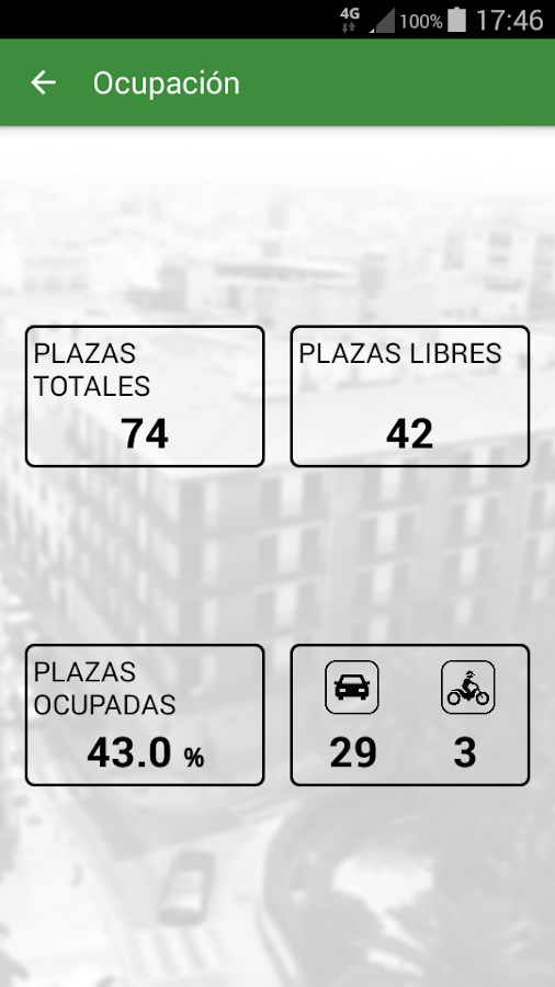 Smartparking Villanueva- screenshot
