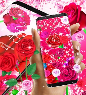 2020 Roses live wallpaper Apk Latest Version Download For Android 8