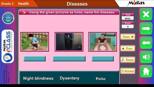 MiDas eCLASS Health 3 Demo screenshot 23