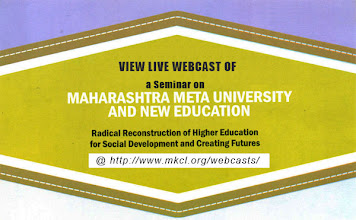 Photo: Maharashtra Meta University and New Education - 3-4 August 2012