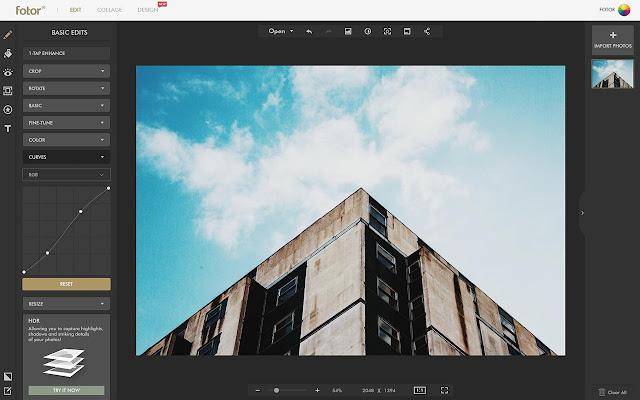 Image result for Fotor
