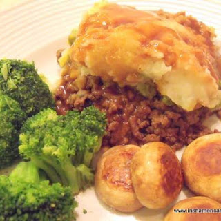 Irish Shepherd's Pie With Guinness