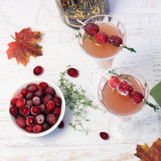 Fruit Champagne Soda Recipes