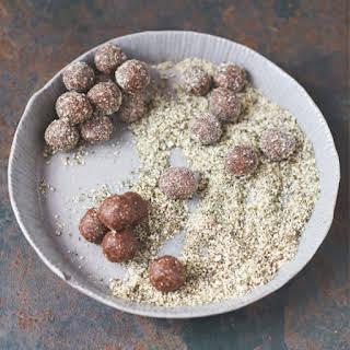 Jamie Oliver's Tasty Energy Balls.