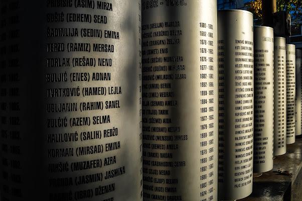 """Sarajevo """"in memoria di tutti i bambini deceduti"""" di kaos"""
