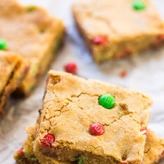 Chewy Chocolate Cookie Bars