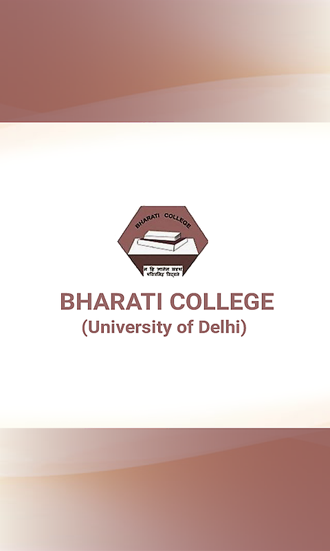 Bharati College- screenshot