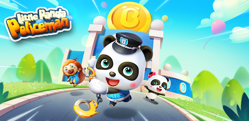 Little Panda Policeman Mod Apk