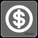 Money planer icon