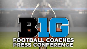 B1G Football Coaches Press Conference thumbnail