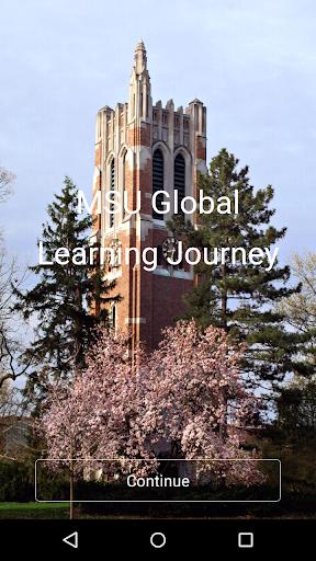 MSU Global Learning Journey