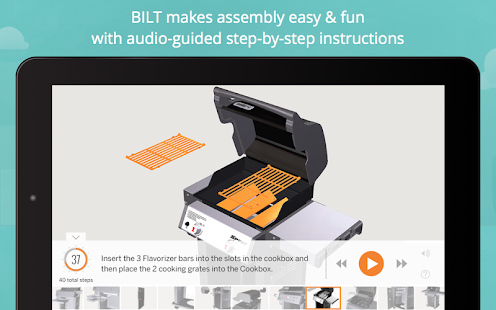 BILT Assembly Made Easy- screenshot thumbnail
