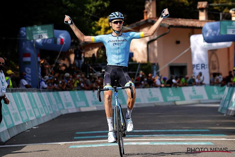 """Jong toptalent start met ambitie in de Giro: """"Ik ga voor een plaats op het podium"""""""