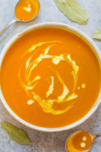 Easy 30-Minute Pumpkin Soup
