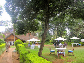 Photo: Izaak Walton Inn in Embu