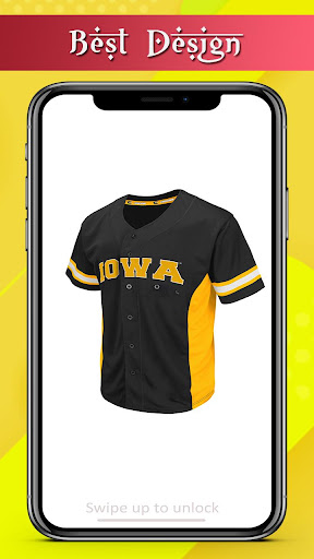 2020 Baseball Jersey Team Design Android App Download Latest