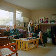 Photo: title:Annemarie, Rick, Elsa + Magnus Heisler, Portland, Maine  date: 2013  relationship: friends, met at Deering High School  years known: Annmarie 20-25, Rick 5-10