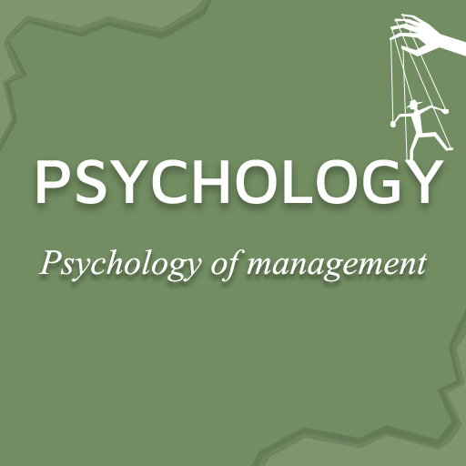 PSYCHOLOGY OF MANAGEMENT AND ITS METHODS (app)