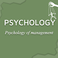 PSYCHOLOGY OF MANAGEMENT AND ITS METHODS icon