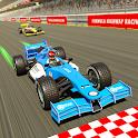 Extreme Formula Car Racing Stunt : Super Car Games icon
