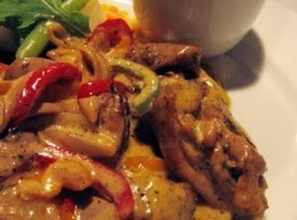 Bulgarian Chicken Recipe