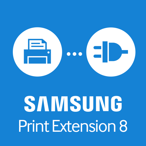 Print Extension 8 Icon