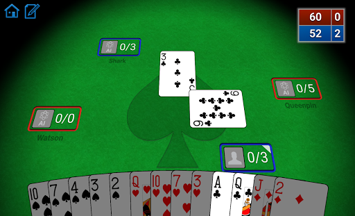 Spades +