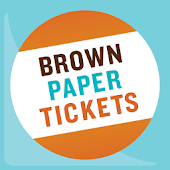 Brown Paper Tickets - Scanner