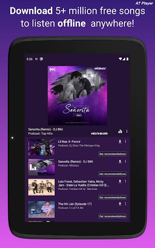 Free Music Download, Music Player, MP3 Downloader screenshot 11