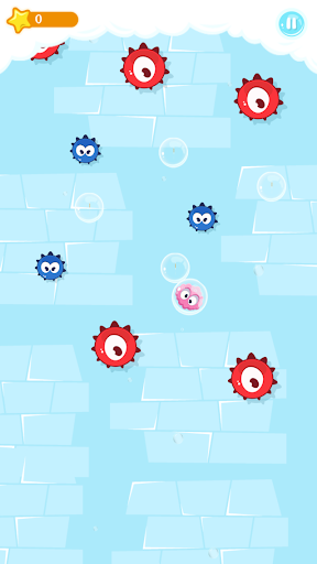 Soap Bubble - Blow and Save the Sponge from germs android2mod screenshots 1