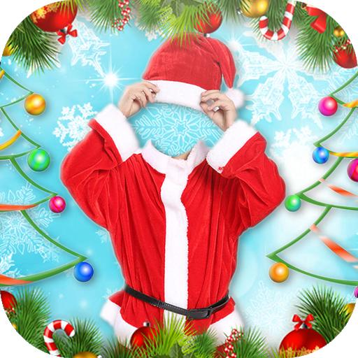 圣诞照片蒙太奇 攝影 App LOGO-APP試玩