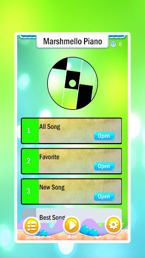 Marshmello - Piano Game 2019 screenshot 1