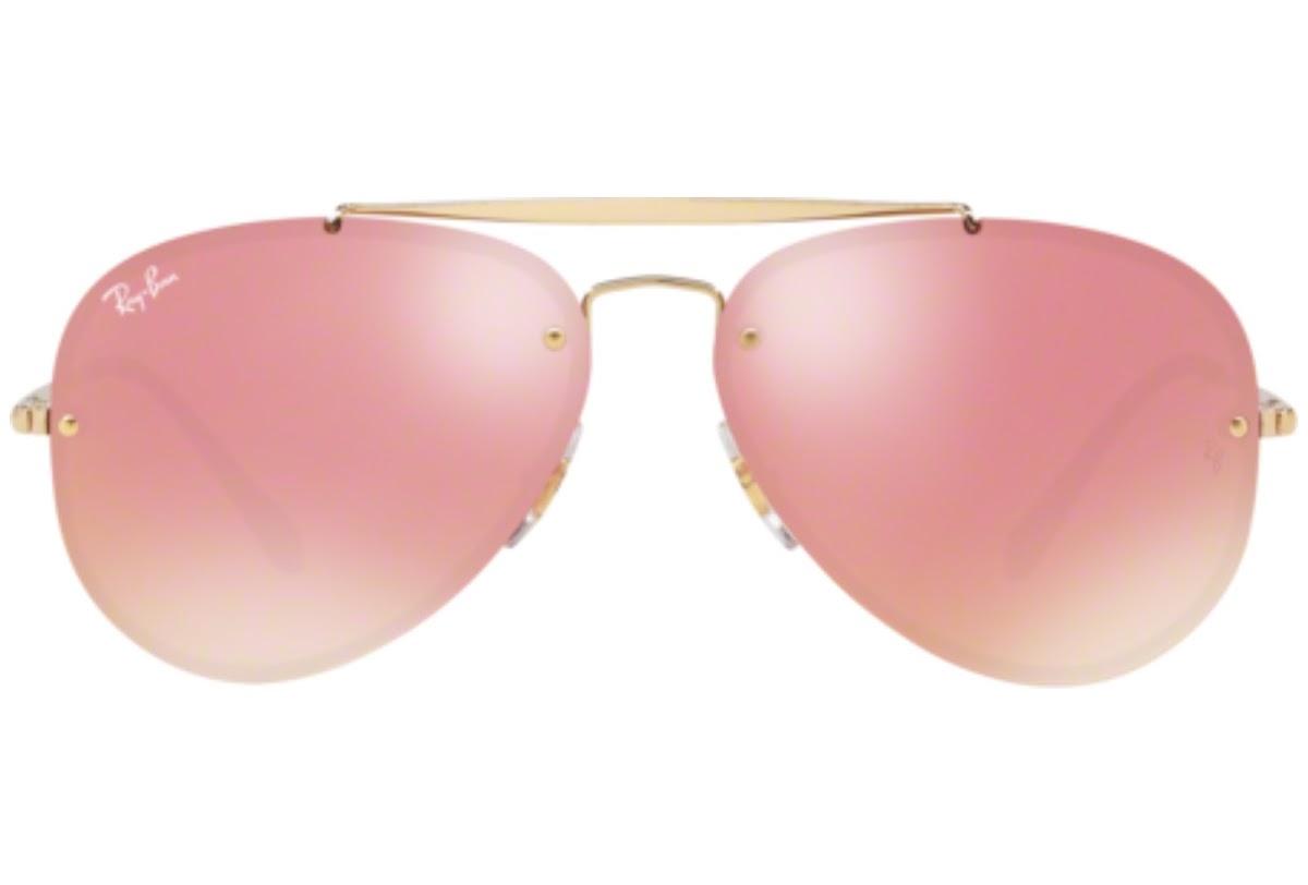 9599e6d7e95 Buy Ray-Ban Blaze Aviator RB3584N C61 9052E4 Sunglasses