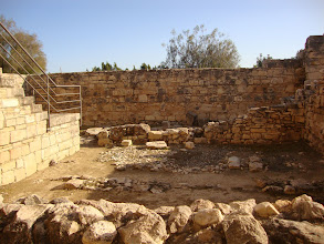 Photo: Ruins around the Kolossi castle, which is built in 1210 by the Frankish military.