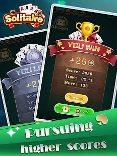 Download Solitaire - Card Games For PC Windows and Mac apk screenshot 15
