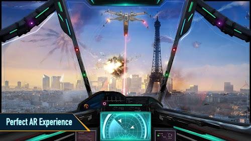 Screenshot 1 AR - Shooting Game 1.4 APK MOD
