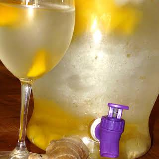 Day Spa Mango Ginger Water.