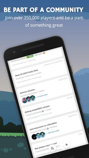 SimpleMMO - The Lightweight MMO apktram screenshots 6