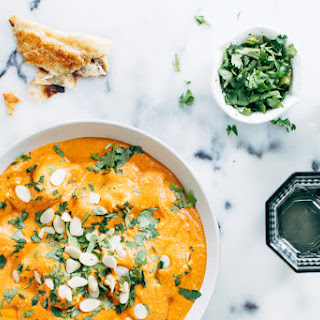 Butter Paneer Curry.