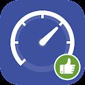 Internet Bandwidth Speed Test icon