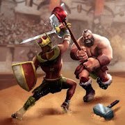 Gladiator Heroes Clash - Action and Strategy Games