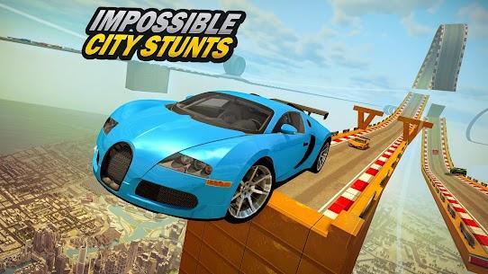Mega Ramp Car Stunts – Extreme Car Racing Games 3D 6