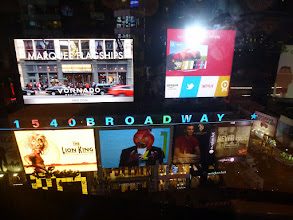Photo: Times Square at night 1