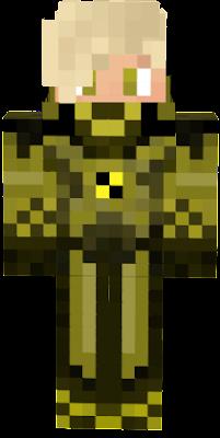 Berotic-Knight's Skin